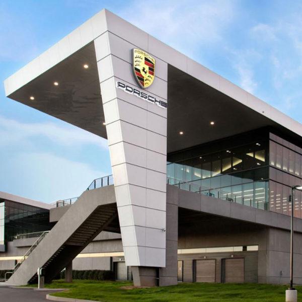 Porsche North America Headquarters